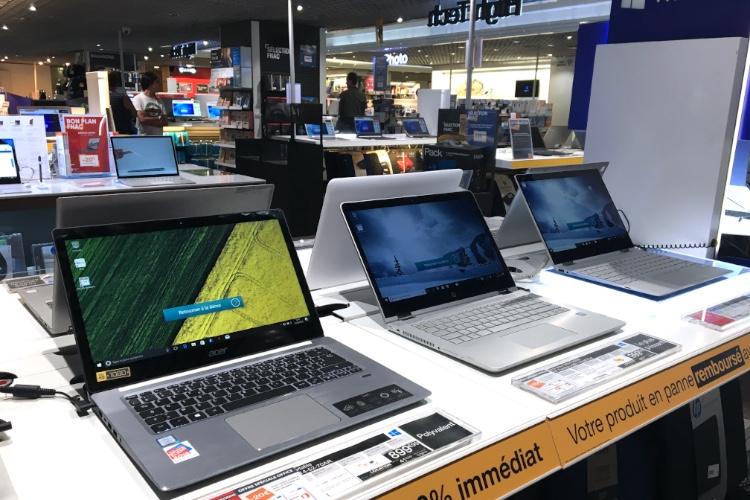 La difficile recherche d'un PC portable au niveau d'un MacBookPro