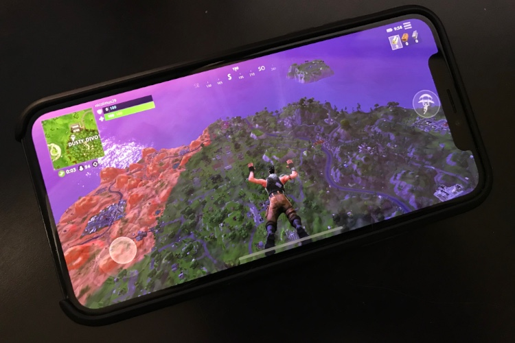 Epic Games devrait penser à une version Apple TV de Fortnite