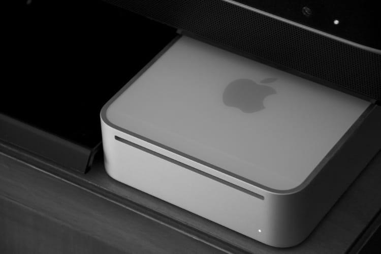 Qu'est-ce qu'un Mac mini plus pro?