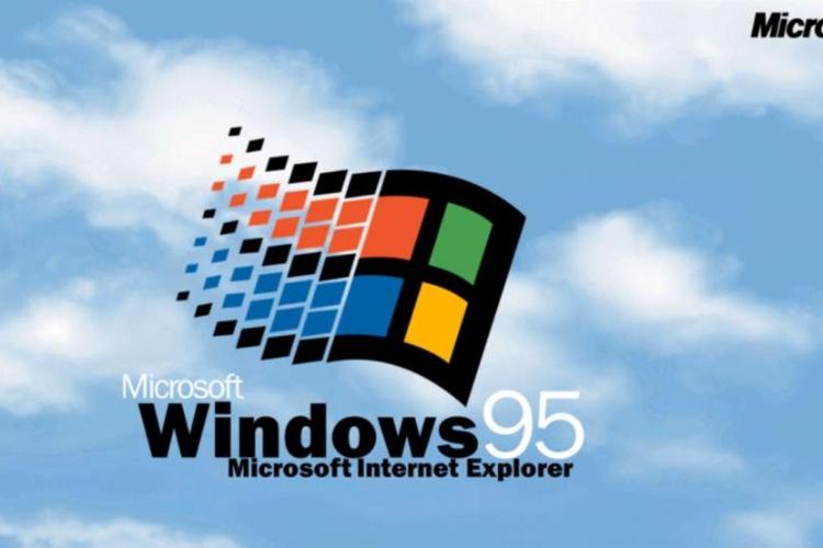 Windows 95 en application pour Mac et pour s'amuser un peu