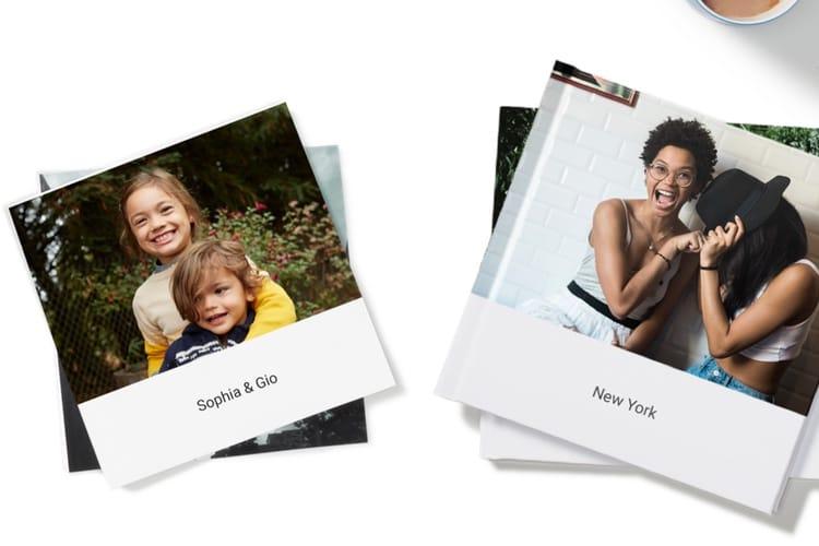 Google adopte les livres photos quand Apple s'en désengage