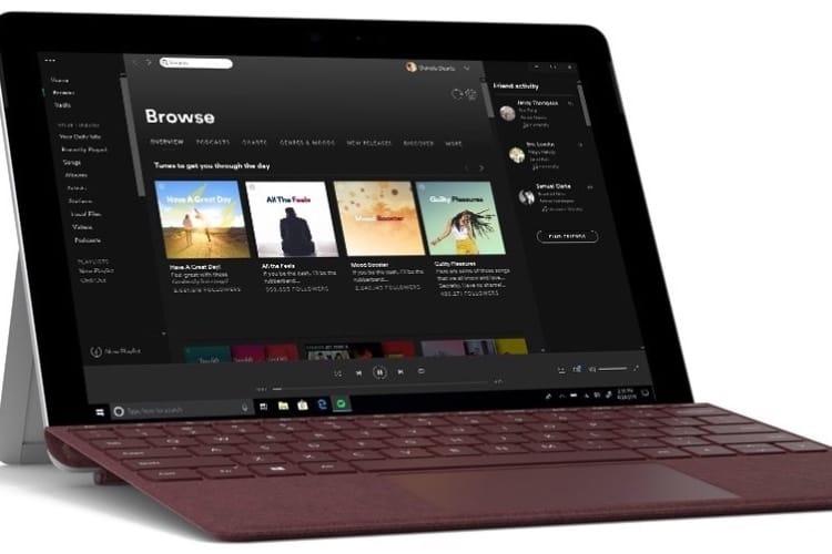 Surface Go: Intel aurait fait dévier le choix du CPU à son profit