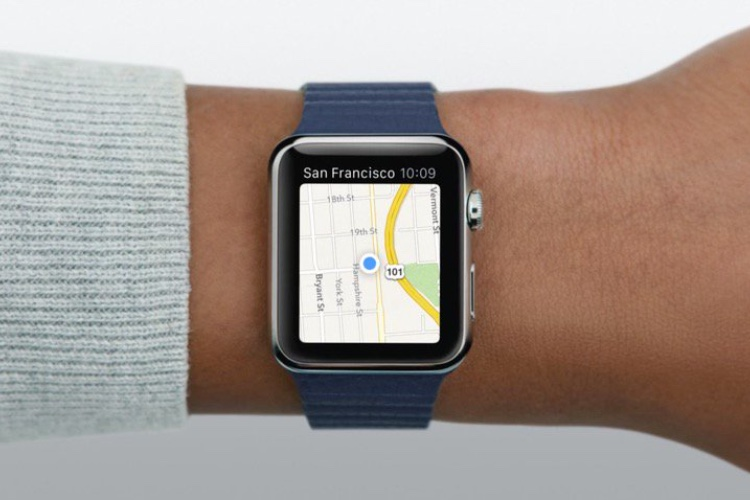 watchOS 5 : plus d'options pour le guidage de Plans sur sa montre