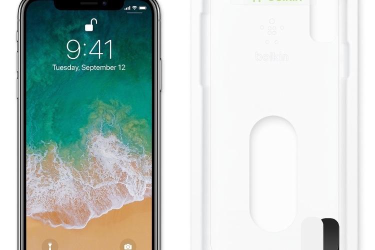 Belkin : les films de protection iPhone plus chers en AppleStore