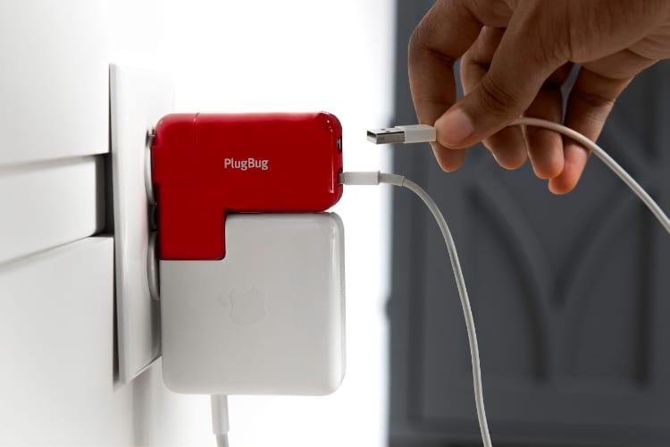 Le PlugBug Duo ajoute deux prises USB aux chargeurs Apple