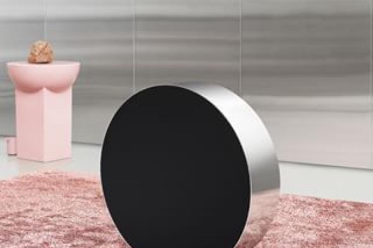 Beosound Edge : AirPlay 2 dans une belle enceinte qui roule