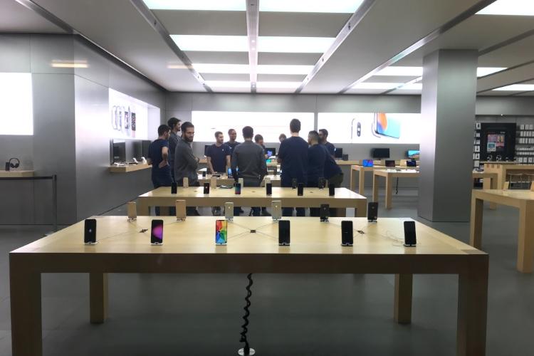 L'Apple Store Part-Dieu ferme pendant 4 jours