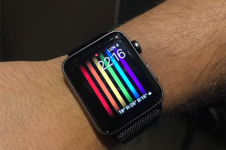 En Russie, pas de cadran ni de bracelet Pride pour l'Apple Watch