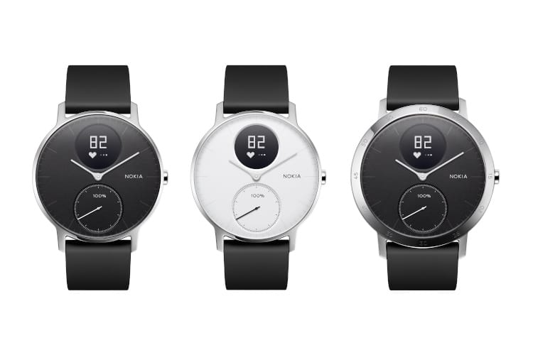 Withings : la Steel HR affiche toutes les notifications