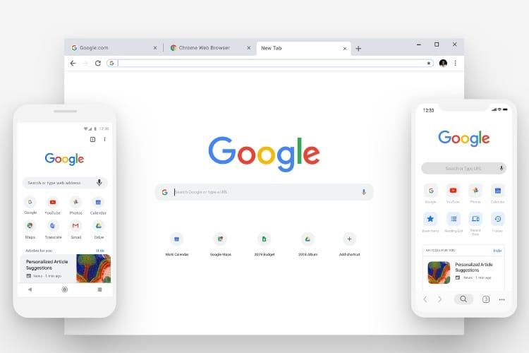 Chrome 69 : un navigateur sens dessus dessous