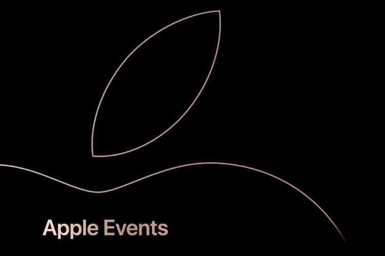 Le keynote du 12 septembre se prépare sur l'Apple TV
