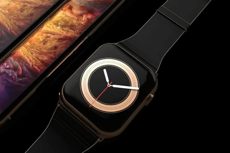 L'Apple Watch Series4 aurait une plus grande définition d'écran que le premieriPhone