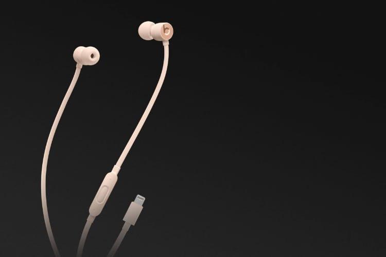 Des écouteurs urBeats3 aux couleurs des nouveaux iPhone