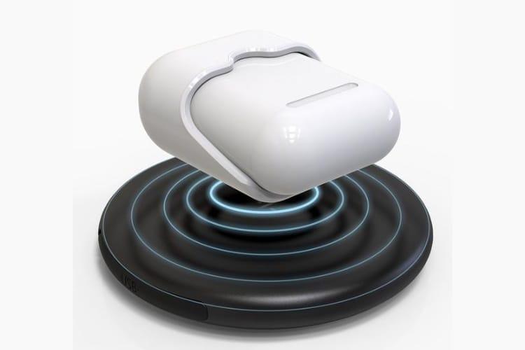 L'HyperJuice Wireless Charger, en attendant le boîtier de recharge par induction des AirPods