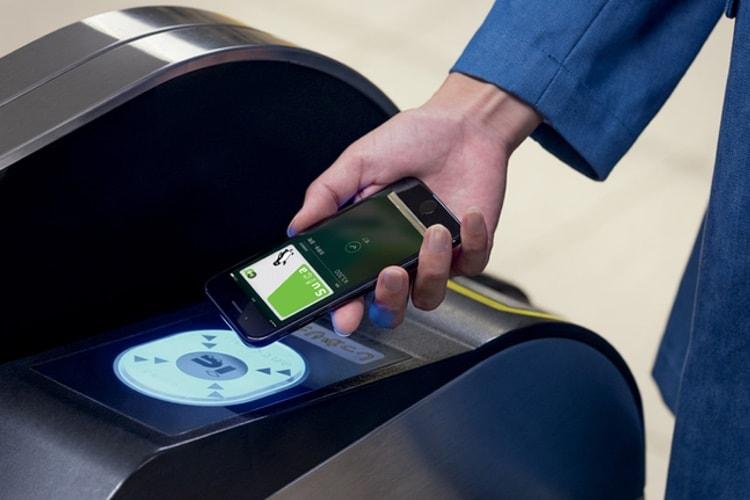 Vous pourrez probablement payer les transports en commun avec votre iPhone XS/XR éteint