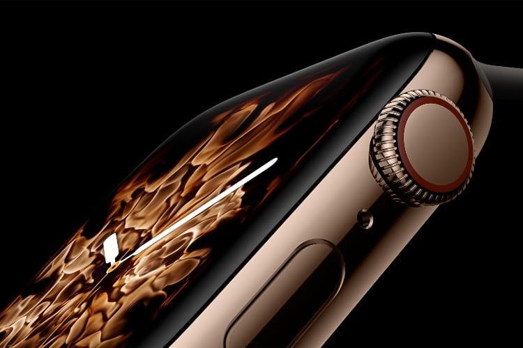 D'après les tests, l'Apple Watch Series 4 est géniale, assure Apple