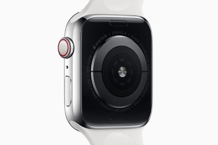 L'ECG de l'Apple Watch en attente d'un feu vert au Canada