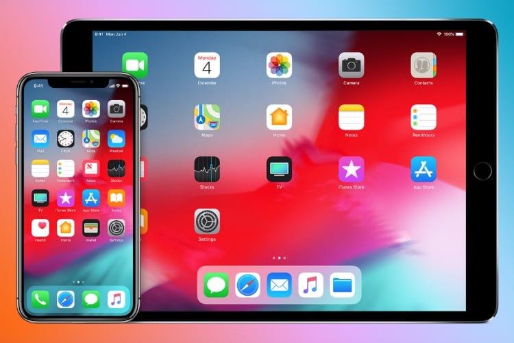 Première bêta publique pour iOS 12.1