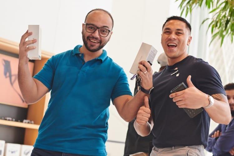 Emballés ou pas trop, les Américains sont partagés sur les iPhone XS/XS Max