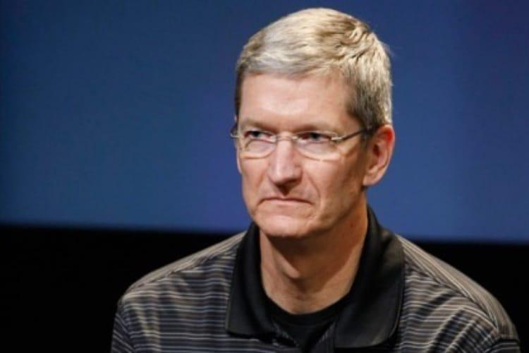 Tim Cook ne veut pas voir de violence gratuite dans les séries d'Apple