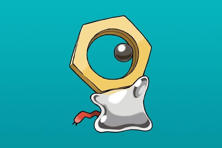 Avec Meltan, Pokémon GO accueille une créature inédite