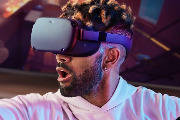 Oculus Quest : le nouveau casque VR très joueur de Facebook