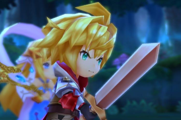Dragalia Lost, le nouveau jeu mobile de Nintendo, est disponible (mais pas chez nous)