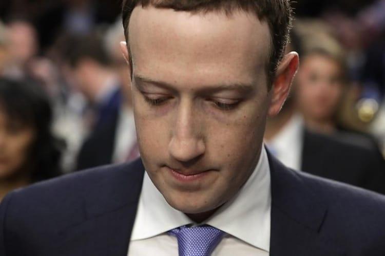 50 millions de comptes Facebook victimes d'une faille de sécurité
